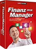 Lexware FinanzManager 2018 Box/Einfache Buchhaltungs-Software für private Finanzen & Wertpapier-Handel/Kompatibel mit Windows 7 oder aktueller