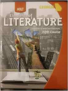 holt elements of literature fifth course pdf