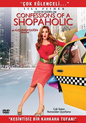 Confessions Of A Shopaholic - Bir Alisveriskoligin Itiraflari -  DVD, P.J. Hogan, Hugh Dancy. Isla Fisher