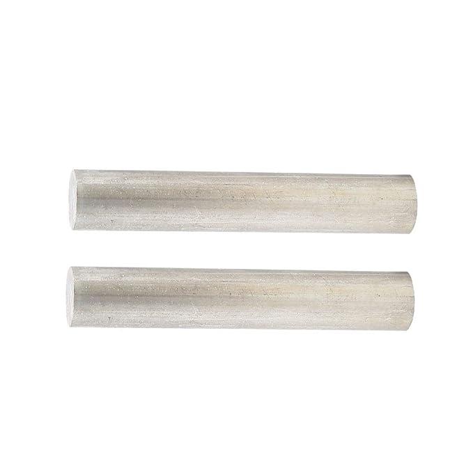 NAYUKY Magnesium Metallstab Tragbarer 9cm Mg Element Bar High Purity im Freien/überlebens Notfall Tool