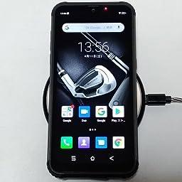 Amazon Co Jp カスタマーレビュー Blackview Bv9800 Pro スマートフォン本体 4g Simフリー スマホ 本体 6gb Ram 128gb Rom Android 9 0端末 6580mahバッテリー Fhd 6 3インチ 4800万画素カメラ 1600万画素カメラ 赤外線 Flir熱画像カメラ サーモグラフィースマホ