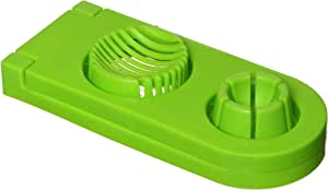 Egg Slicer With Label & Shrink Film - Green