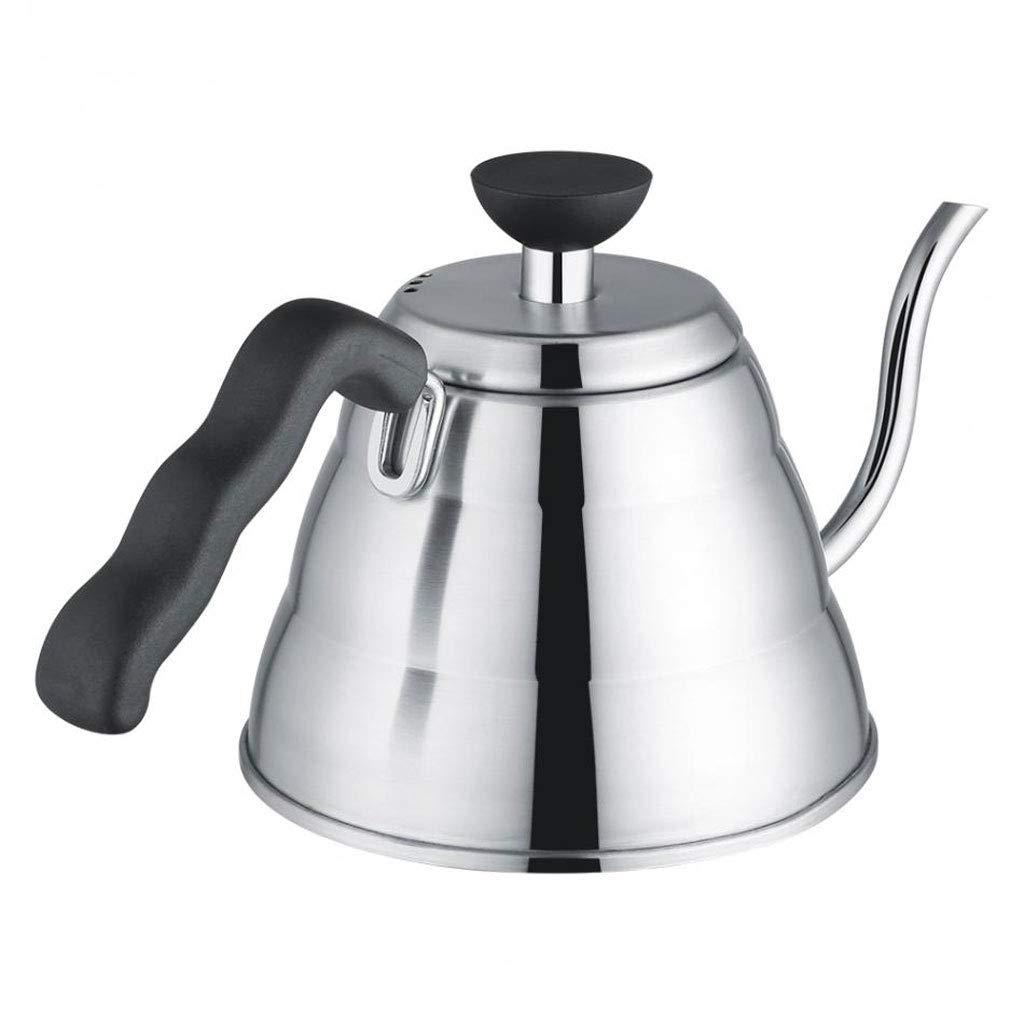 Acquisto DYW-caffettiera 1 L teiera in Acciaio Inox a Mano gocciolamento pentola caffè tè Freddo Acqua pentola bollitore da Cucina Utensili da tè Prezzi offerta