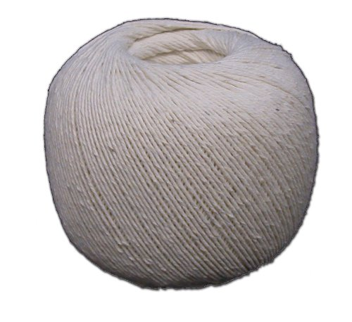 T.W Evans Cordage 07-248 Number-24 Cotton Twine with 1/2-Pound 370-Feet Ball
