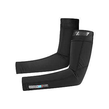 Madison Road Race Optimus Softshell Arm Warmers Black Large