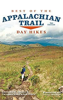 Book Cover: Best of the Appalachian Trail: Day Hikes