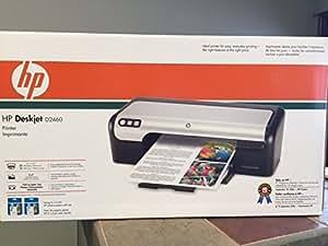 HP Deskjet D2460 Printer - Impresora de tinta (1000 páginas por mes, 14 ppm, 20 ppm, Lightweight Imaging Device Interface Language (LIDIL), Integrated memory, 80 hojas)