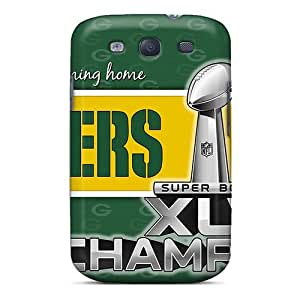 For Galaxy S3 Tpu Phone Cases Covers(green Bay Packers)