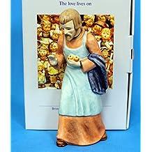 """Antique Vintage Unique Hummel Nativity Figurine """"WE CONGRATULATE"""" c1951 Boy G..."""