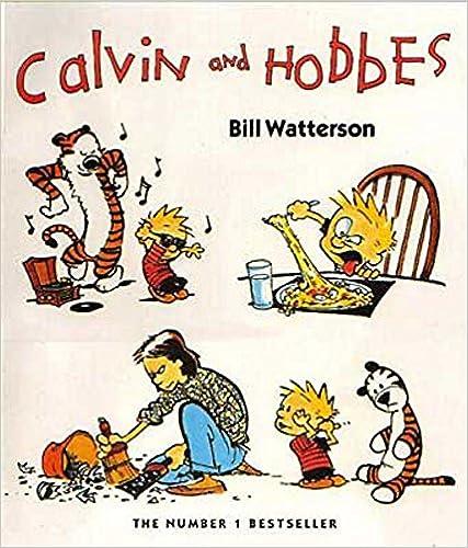 Calvin And Hobbes: The Calvin & Hobbes Series: Book One