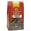 Christopher Bean Coffee Decaffeinated Whole Bean Flavored Coffee, Cinnamon Hazelnut, 12 Ounce