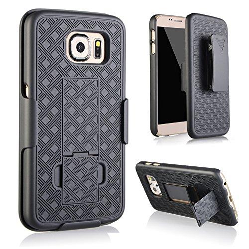 Galaxy S6 Case Protector Kickstand