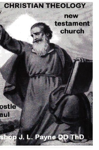 Christian Theology Bishop JL Payne