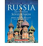 img - for [(Cultural Atlas of Russia and the Former Soviet Union)] [Author: Robin Milner-Gulland] published on (October, 1998) book / textbook / text book