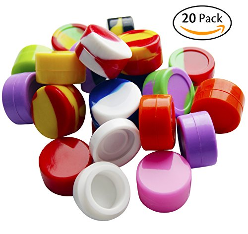 Bassion Non Stick Silicone Containers Assorted product image