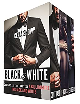 Black White Billionaire Parts III ebook product image