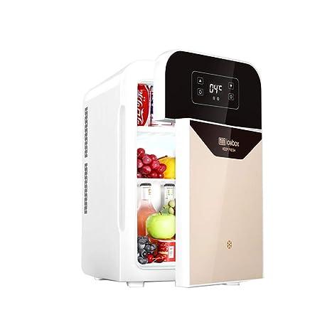 Mini refrigerador Lxn Refrigerador y Calentador eléctrico de la ...