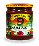 Number 9 Mild Salsa (12x15.8oz)