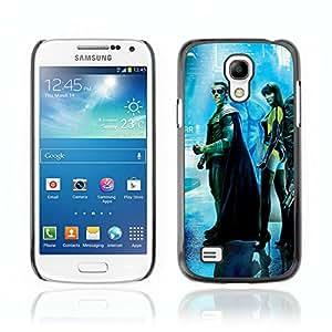 CASETOPIA / The Watchmen Dr. Manhattan / Samsung Galaxy S4 Mini i9190 MINI VERSION! / Prima Delgada SLIM Casa Carcasa Funda Case Bandera Cover Armor Shell PC / Aliminium