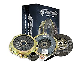 4Terrain Heavy Duty Premium Clutch Kit | 4Terrain ER2 Heavy Duty Cover Assembly | Heavy Duty ...