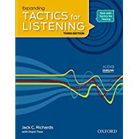 Expanding Tactics for Listening, Third Edition: Student Book