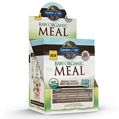 Garden Life Meal Replacement Gluten Free