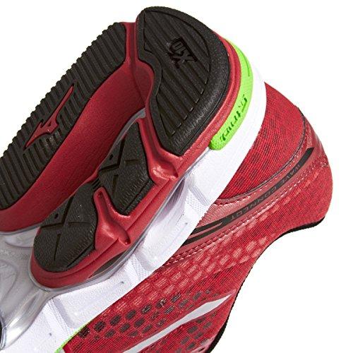 Mizuno, Wave Connect , Scarpe sportive, uomo rosso