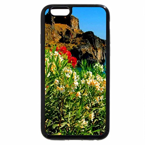 iPhone 6S / iPhone 6 Case (Black) Coast view