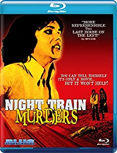 Cover Image for 'Night Train Murders'