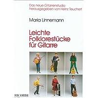 Leichte Folklorestücke - Guitare