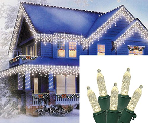 Holiday Home 70 Led Star Icicle Light Set in US - 9
