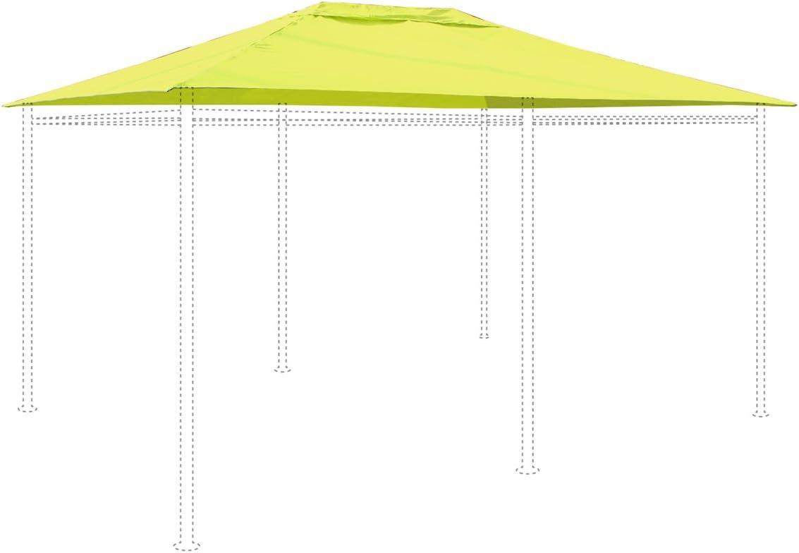 Alices Garden - Lona para cenador 3x4m Nicae - pérgola de Lona de reemplazo, Lona de reemplazo: Amazon.es: Jardín