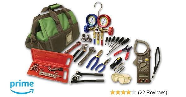 elenco hvac technician master tool kit # tk-8500 - hand tool sets ...