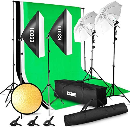 ESDDI Lighting Adjustable Background Continuous product image