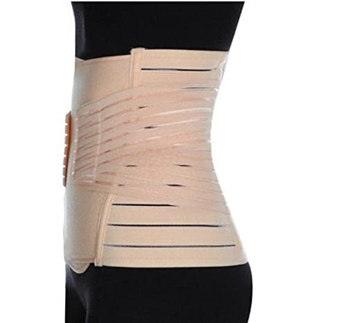 64ba31221a0ed Generic Breathable Elastic Women s Postpartum Postnatal Pregnancy Recovery Belly  Belt Waist Slimming Shaper Trimmer Wrapper