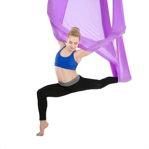 HPZN Hamaca de Yoga con Aire para Colgar en la Hamaca de ...