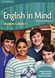 img - for English in Mind Level 4 Student's Book with DVD-ROM book / textbook / text book