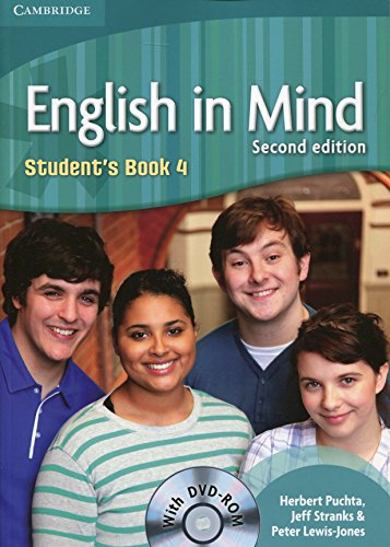 English in Mind Level 4: Student\'s Book,2nd Edition