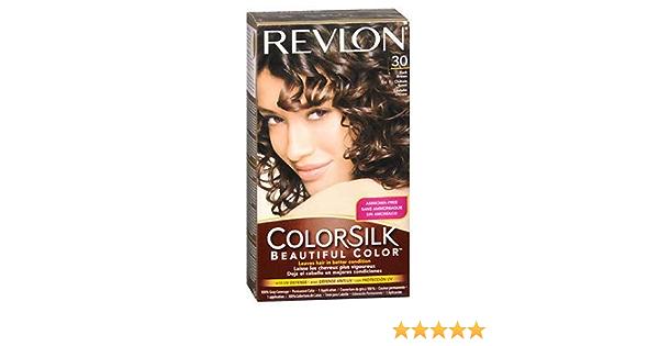 COLORSILK tinte 30-castaño oscuro