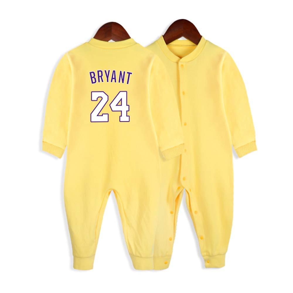 GHQ-Newborn Camisetas NBA Niños Los Angeles Lakers NO.24 Kobe ...