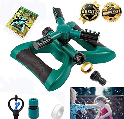 Cybbo Sprinkler Kids to Garden Hose Backyard Fun, Splash All Summer Long, Waterpark Fun Summer Outdoor Water Game Toys Accessories - Best Boys & Girls Adults by LCGGUI