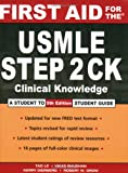Deja Review Step 2 Valuepack (First Aid for the USMLE Stp 2 and Deja Rvw Step 2), Le, Tao and Naheedy, John H., 0071468137