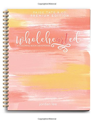 Wholehearted Devotional Paige Tate Co product image
