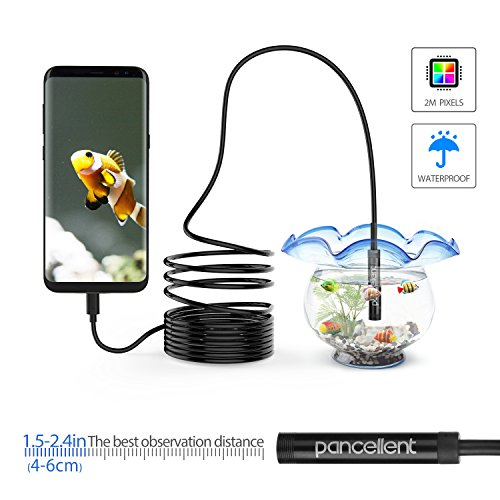 Review Android Endoscope Pancellent 2.0
