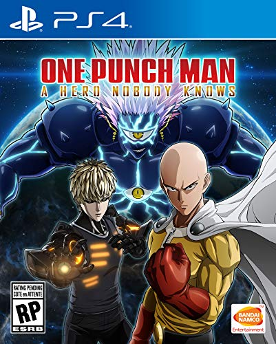 One Punch Man: A Hero Nobody Knows - PlayStation 4]()