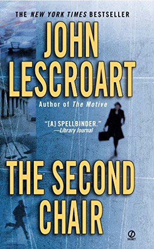 Books : The Second Chair (Dismas Hardy)