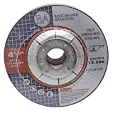 4.5''x.040''x7/8'' Depressed Center Thin CutOff Wheel - 50 Pack