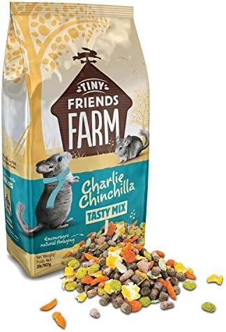 Supreme Petfoods Tiny Friends Farm Charlie Chinchilla Food, 2 Lb