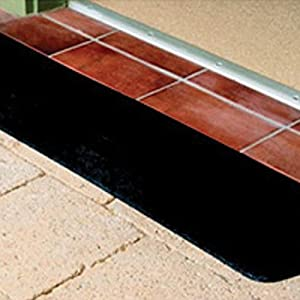Threshold Ramp – Small – Modular & Rubber Ramp Click on image for further info.