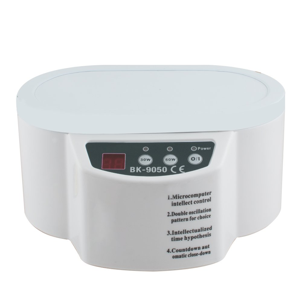 30W/50W Mini Ultrasonic Cleaner for Jewelry Glasses Circuit Board Watch CD Lens by Carejoy (Image #1)